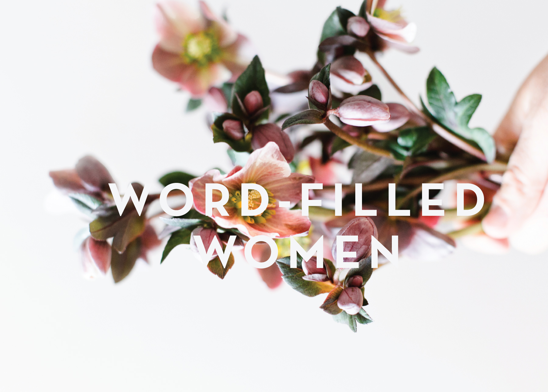 Word-Filled Women